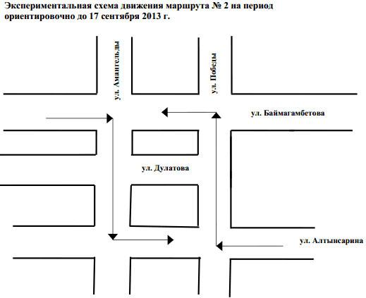 Схема движения 123 автобуса