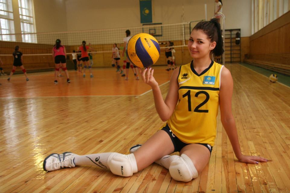Татьяна Губайдуллина выступает в составе сборной РК на чемпионате Азии / Фото из архива «НГ»