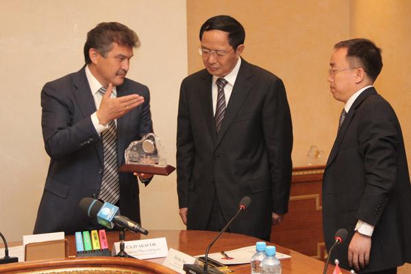 В Костанайской области планируют собирать китайские автомобили