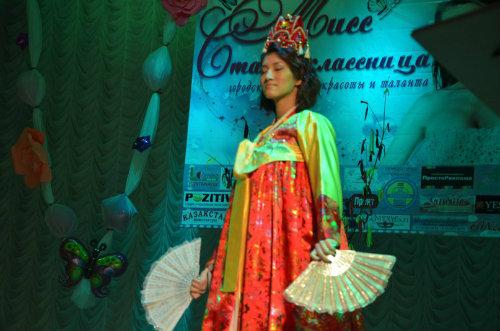Финал конкурса «Мисс старшеклассница» прошел в городской школе детского творчества в субботу