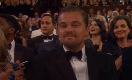 Леонардо Ди Каприо получил 'Оскар'