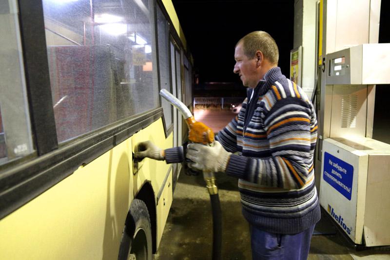 По мнению перевозчиков, повышение тарифа на 10 тенге уже не компенсирует подорожание дизтоплива
