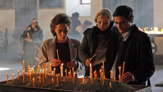 «Землетрясение» Сарика Андреасяна выдвинуто на«Оскар»