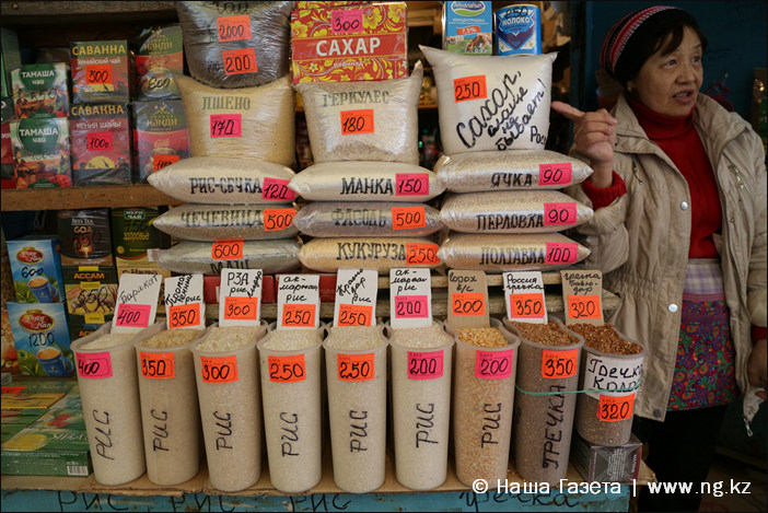 После сезонного скачка стоимость сахара упала до 250 тенге