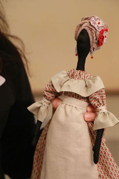 Куклы своими руками негритянки