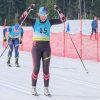 Костанайцы успешно выступили на чемпионате РК по лыжным гонкам
