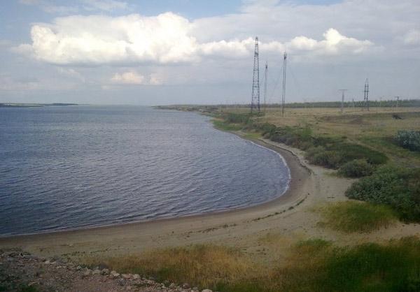 каратомарское водохранилище