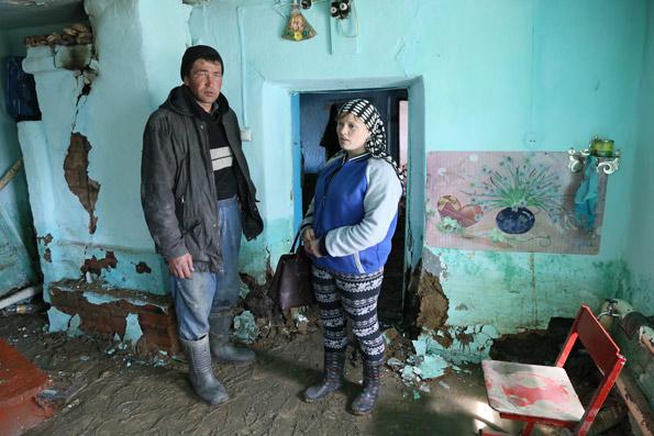 У Георгия Яковлева зарплата 20 000 тенге, средств на ремонт нет совсем