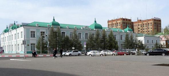 Историко-краеведческий музей Костаная