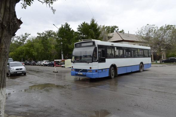 Костанай автобус 11