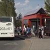 В Астане на средства частных инвесторов установили солнечные батареи на павильоны остановок