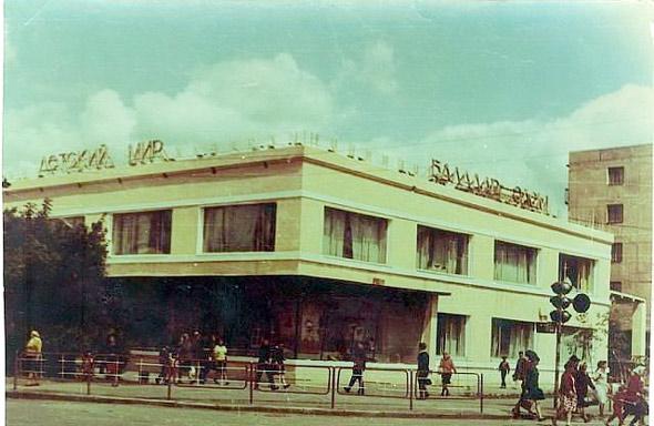 «Детский мир» в 70-е годы занимал только двухэтажное здание