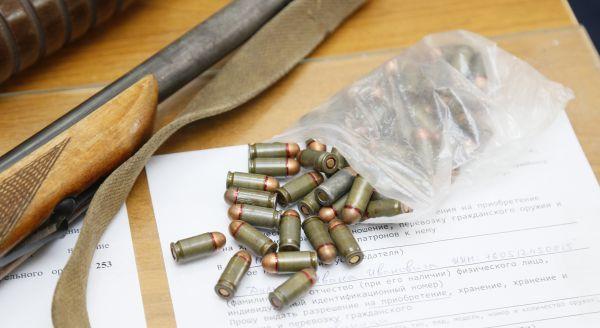 Акция по выкупу оружия стартовала в Костанайской области