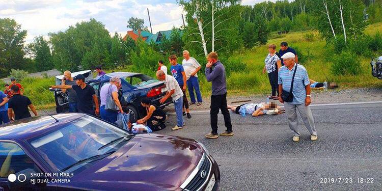 Жуткая авария произошла на трассе Костанай-Сарыколь: есть жертвы
